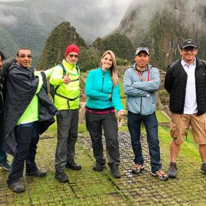 Como foi o Caminho a Machu Picchu?