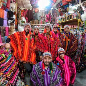 Caminho a Machu Picchu 2